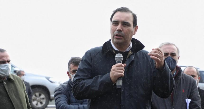 Desde Ituzaingó, Gustavo Valdés participará de una videoconferencia con el presidente Fernández