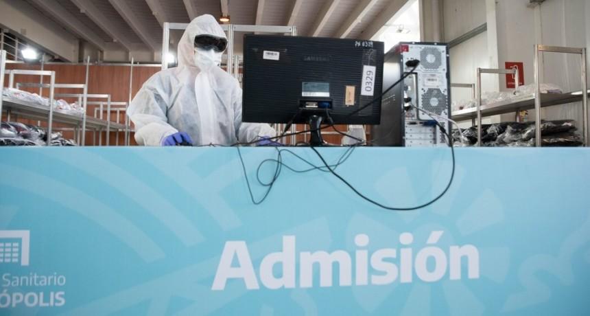 Coronavirus en la Argentina: confirmaron 58 muertes y 3.099 nuevos contagios en las últimas 24 horas