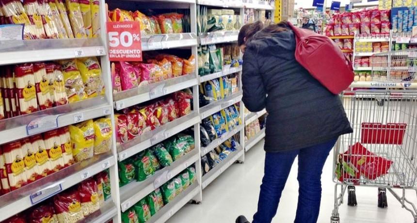 La inflación de junio fue del 2,2% y acumula 42,8% en los últimos doce meses