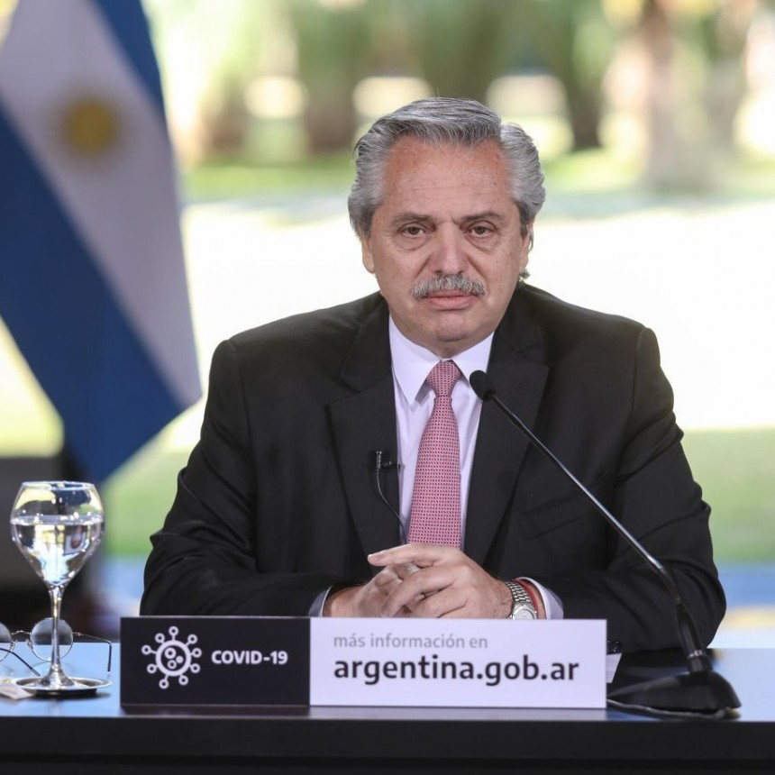 El Presidente anunció una apertura escalonada de la cuarentena