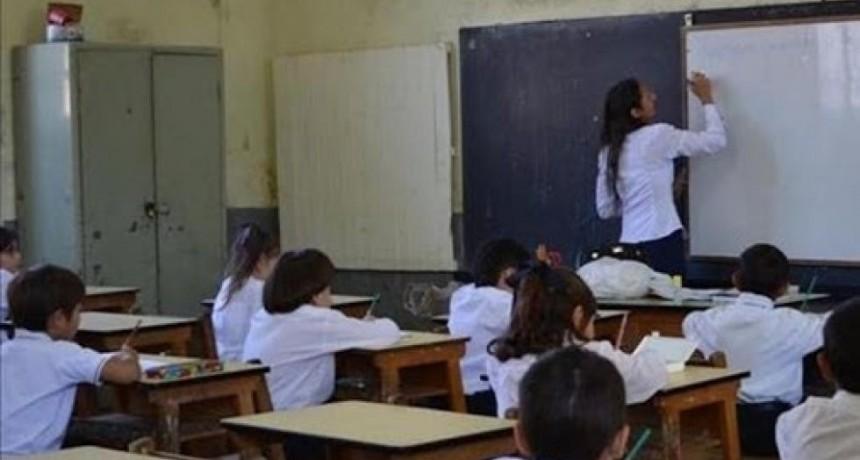 Corrientes: comenzó la inscripción para cubrir cargos docentes