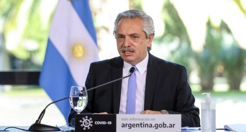 """Alberto Fernández, sobre la negociación con los bonistas: """"Es muy difícil hacer una oferta mejor porque ya empieza a poner en riesgo el mañana"""""""