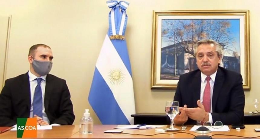 Alberto Fernández: