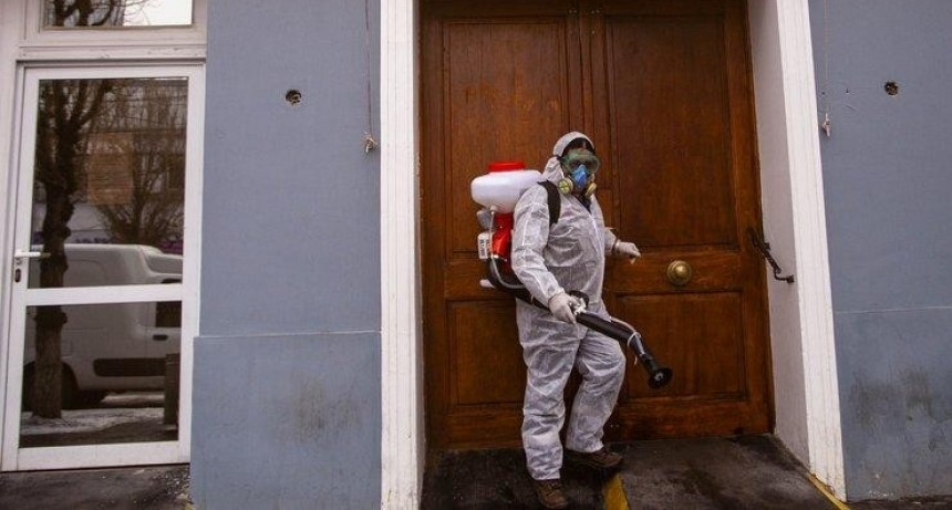 Otras 86 personas murieron y se suman 4.814 nuevos contagios de coronavirus