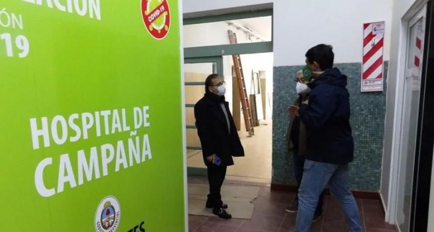 Coronavirus: detectaron 12 casos nuevos y el brote llega a 34 en Corrientes