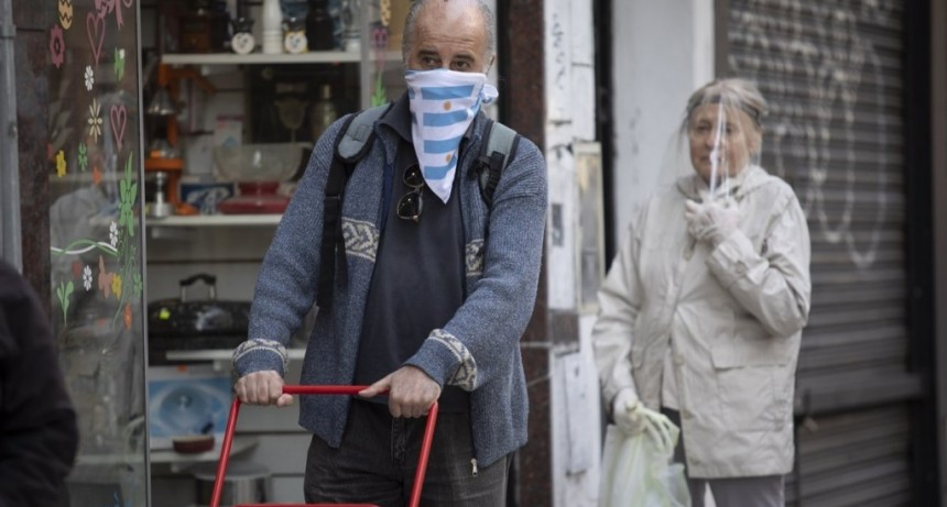 Coronavirus en la Argentina: confirmaron 153 muertes y 6.377 nuevos contagios en las últimas 24 horas