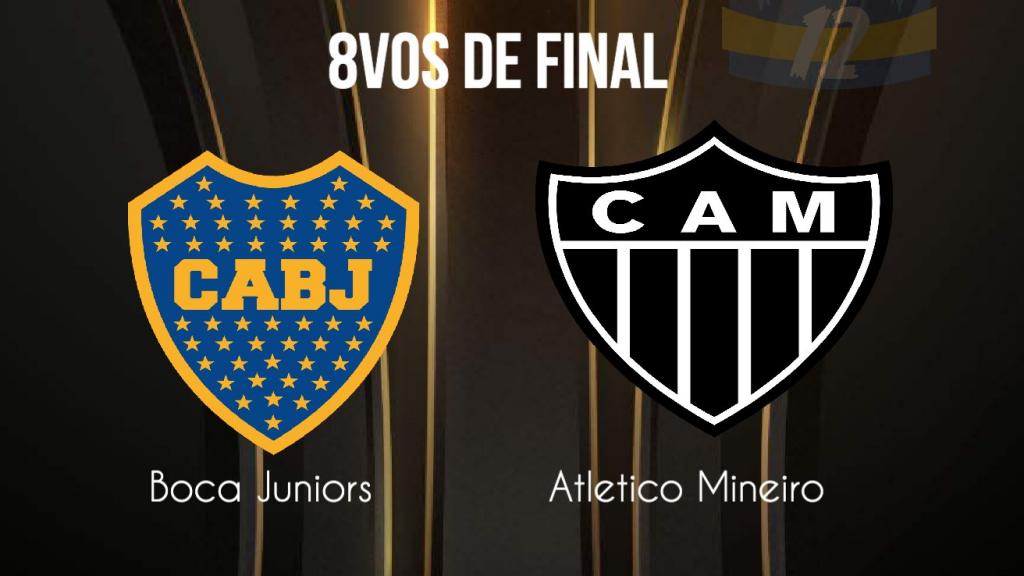 Boca, sin Tevez y plagado de cambios, se mide ante el Mineiro en la ida de los octavos