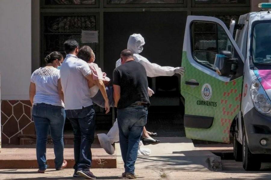 438 muertes y 14.632 nuevos casos de Coronavirus en Argentina