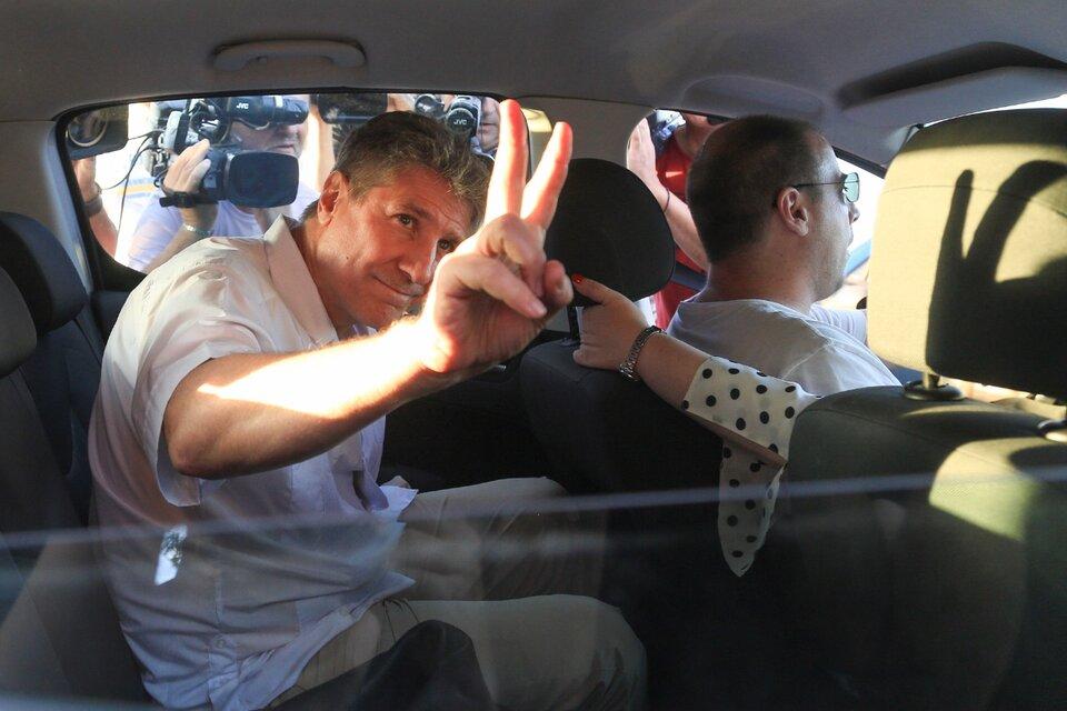 Causa Ciccone: ordenan la libertad condicional de Amado Boudou