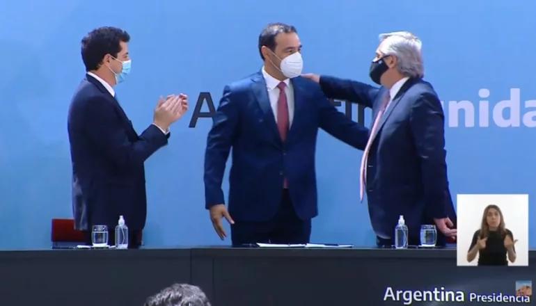 Valdés explicó las tres razones por las que extendió el receso invernal