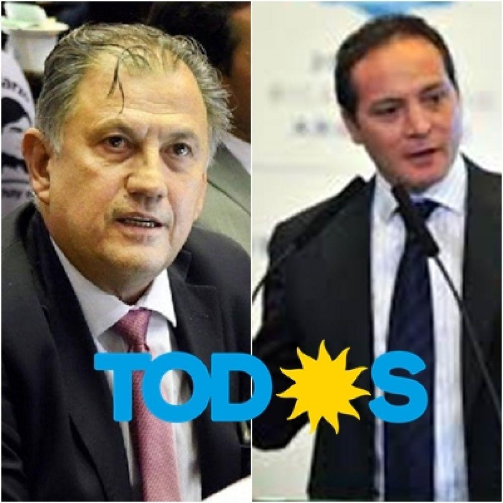 Camau y Jorge Romero encabezan las listas de legisladores nacionales