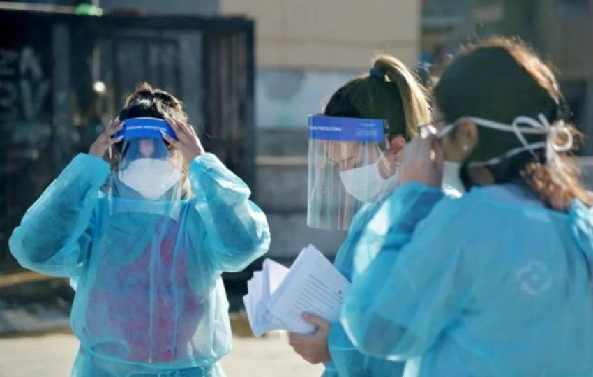 Corrientes registró 8 fallecimientos y 712 casos nuevos de Coronavirus
