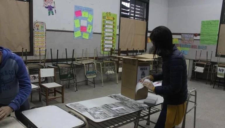 La Junta Electoral dio instrucciones y fijó la audiencia de las boletas para el 9 de agosto