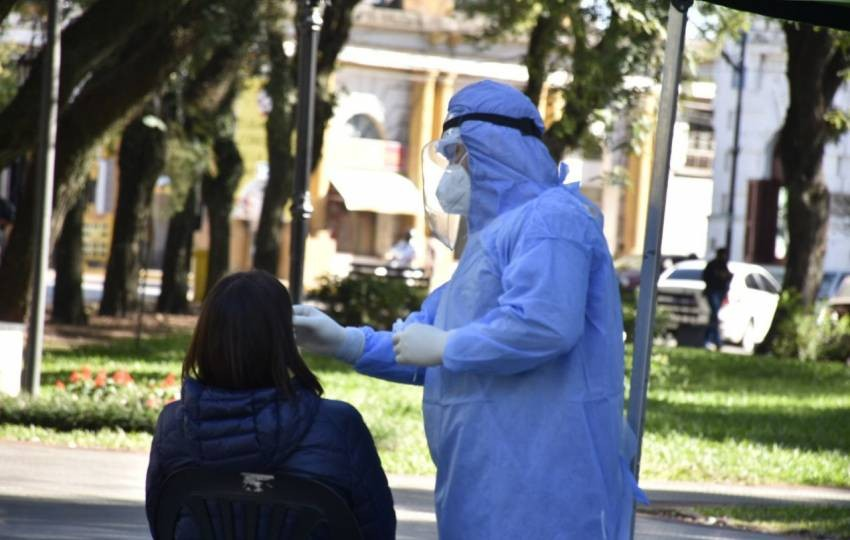 Corrientes registró siete muertes y 510 casos nuevos por coronavirus
