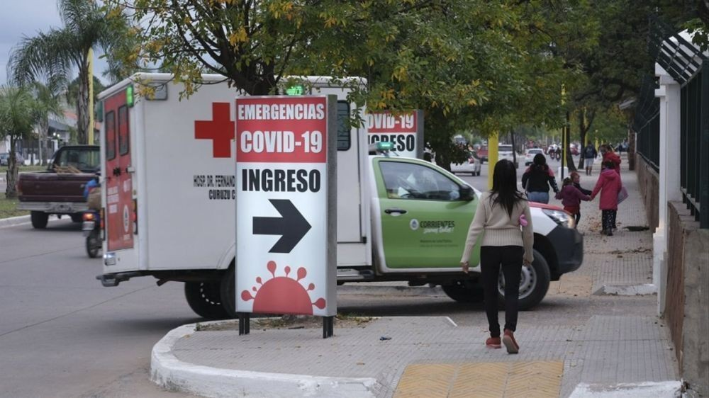 Seis muertos por Covid 19 en Corrientes elevan el total a 1.291