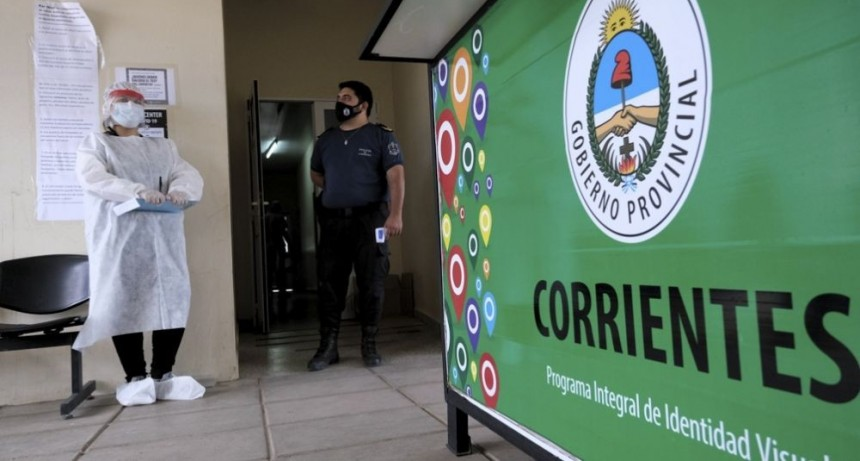 Corrientes detectó 886 casos de coronavirus en las últimas 24 horas