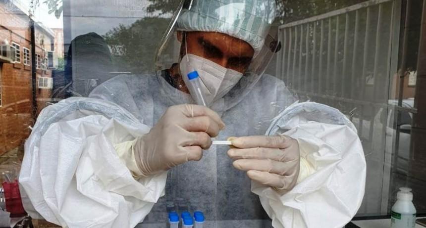 Corrientes registró seis muertes y 844 casos nuevos por coronavirus