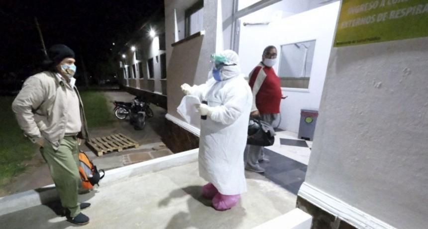 Corrientes detectó 674 casos de Covid19: 249 son de la Capital