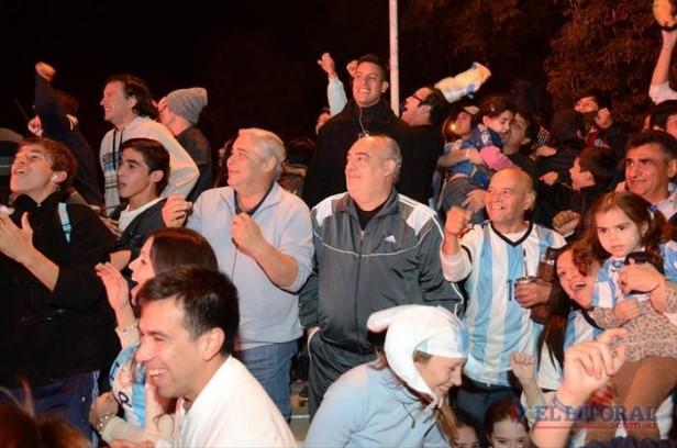 Ricardo-Fabián, tras el grito de gol a la puja en la Justicia y una reunión imposible