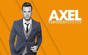 Axel llegó a Corrientes y dio detalles de su show
