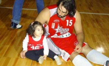 Dolor en el básquet: falleció Denis Gómez