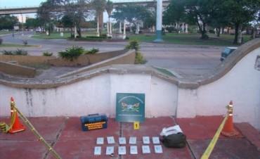Incautan 9 kilos de marihuana en un colectivo Chaco - Corrientes
