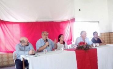 Colombi habló de la deuda de la provincia y criticó al intendente de Mercedes