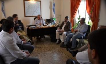 Alegre alertó que antes del verano deben ampliar la estación energética de La Cruz