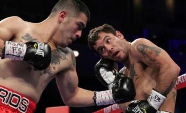 En un final polémico, Chaves perdió por descalificación en Las Vegas