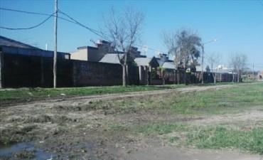 En cinco años los terrenos del barrio Doctor Montaña aumentaron hasta tres veces
