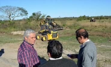 Santa Catalina: preparan terreno para las 678 viviendas y alistan entrega de otras 48