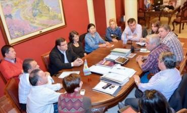 Coparticipación: legisladores del PJ acordaron acciones contra la asignación del punto extra