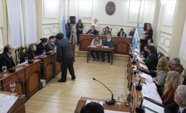Concejo: fuerte debate por la asignación de la coparticipación y el manejo de recursos