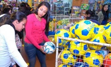 Día del Niño: la venta de regalos se disparó a último momento