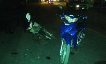 Murió un ex combatiente de Malvinas tras el choque entre dos motocicletas