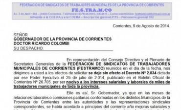 Coparticipación: alertan que con la asignación del punto extra pierde el empleado municipal