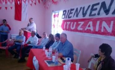 La UCR volvió a reunirse en un municipio del FPV y llamaron a la unidad
