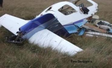 Hallaron avioneta siniestrada con sus ocupantes muertos