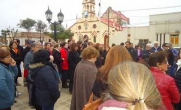 Caso Ferreyra: Alvear dijo 'Basta' y marchó por justicia y seguridad