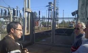 Estación transformadora de La Cruz: aguardan permiso para ejecutar las obras de ampliación