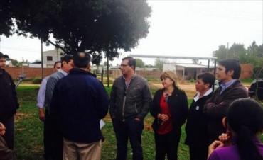Vecinos del Pirayuí obtuvieron el apoyo de ediles para que les restituyan una plaza
