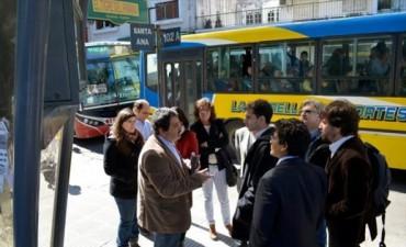 Consiguen apoyo nacional e internacional para el sistema integrado de transporte