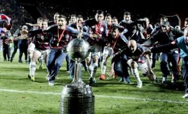 San Lorenzo derrotó a Nacional de Paraguay y consiguió la Copa Libertadores