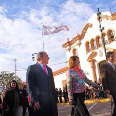 Los senadores sesionan en Yapeyú