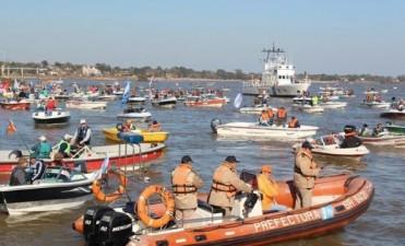 Paso de la Patria ya vive la 51° Fiesta Nacional de la Pesca del Dorado