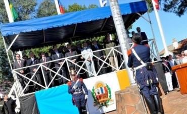 Junto a Massa, Colombi reclamó a Nación que no olvide el lugar donde nació San Martín