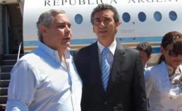 Randazzo recibe al intendente Ríos