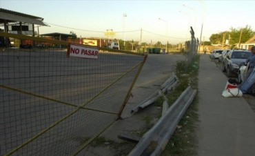 Terminal: sigue el abandono pese al anuncio millonario de obras