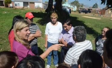Pirayuí: la Comuna destrabó el reclamo vecinal por viviendas y la plaza barrial