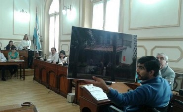 El Concejo aprobó un pedido de informe sobre obras en la residencia 4 de Colombi